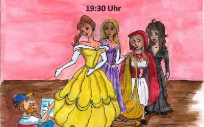 Présentation de la pièce «Deutschland sucht die Superfrau»