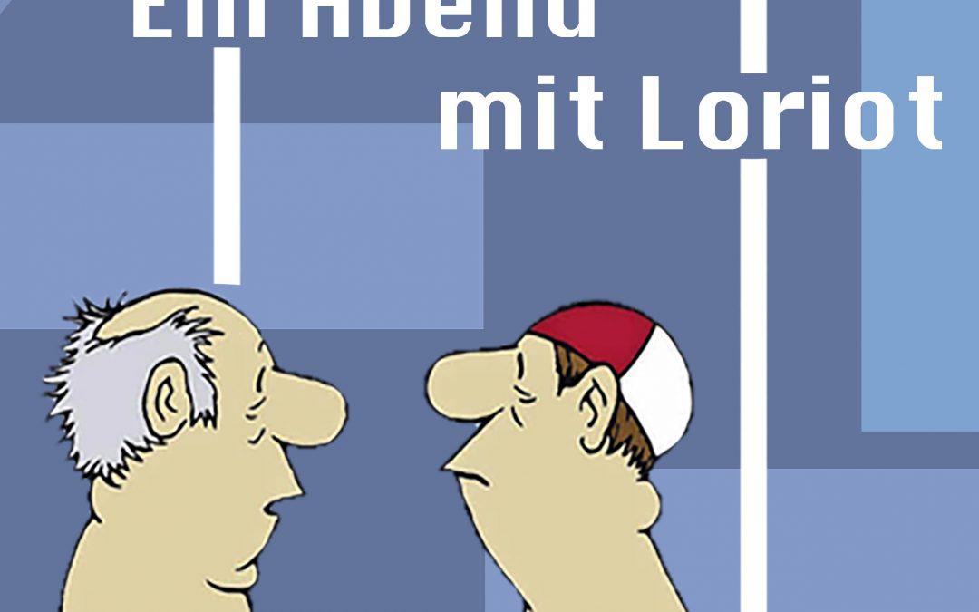 """Aufführung des Theaterstücks """"Ein Abend mit Loriot"""""""