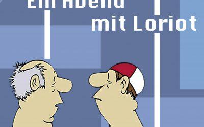 Présentation de la pièce «Ein Abend mit Loriot»