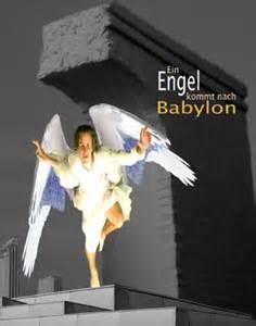Theateraufführung – Ein Engel kommt nach Babylon (Friedrich Dürrenmatt)